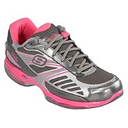 Skechers - Pink 'Ultra' shape-ups trainers