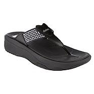 Skechers - Black 'Tone-up' sandals