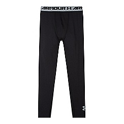 Under Armour - Boy's black gym leggings