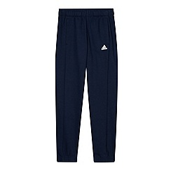 adidas - Boy's navy 'ClimaLite' pants