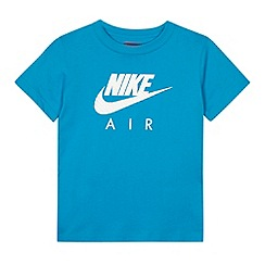 Nike - Boy's blue Nike Air t-shirt