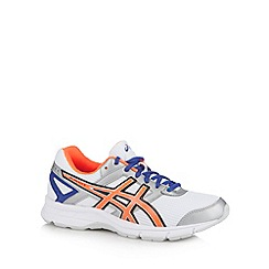 ASICS - Orange gel sole trainers