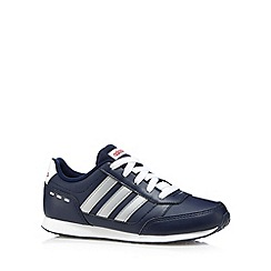 adidas - Boy's navy 'Switch VS' trainers