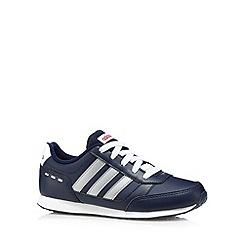 adidas - Boy's navy 'Switch VS' trainers