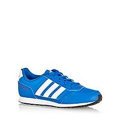 adidas - Boy's blue 'Switch VS' trainers