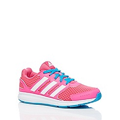 adidas - Girl's pink 'LK Sport' trainers