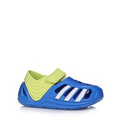 adidas - Boy's blue sandals