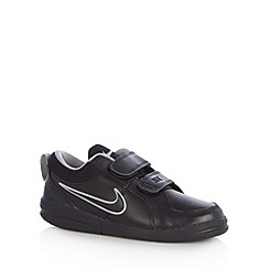 Nike - Boy's black 'Pico 4' trainers