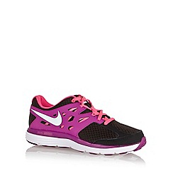 Nike - Girl's purple 'Dual Fusion Lite' trainers