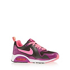 Nike - Girl's purple 'Air Max Trax' trainers