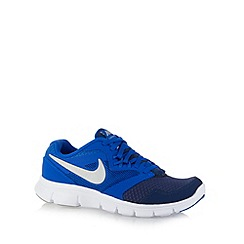 Nike - Boy's blue 'Flex Experience 3' trainers