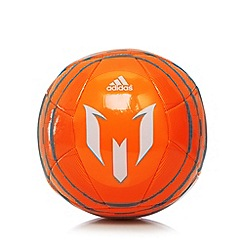 adidas - Orange 'Adba Messi' mini football
