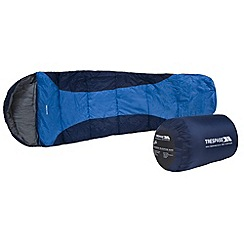 Trespass - Navy nap sleeping bag