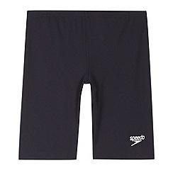 Speedo - Navy essentials endurance+ jammer swim shorts