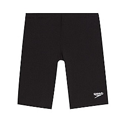Speedo - Black essentials endurance+ jammer swim shorts