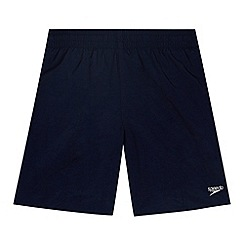 Speedo - Navy solid leisure 15