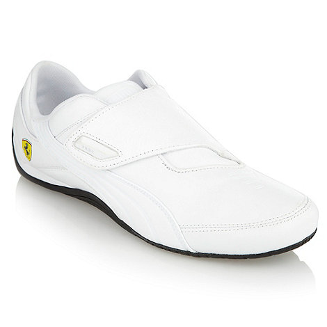 Puma - White Drift Cat III Ferrari trainers
