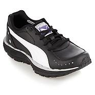 Puma - Black 'Bodytrain' trainers
