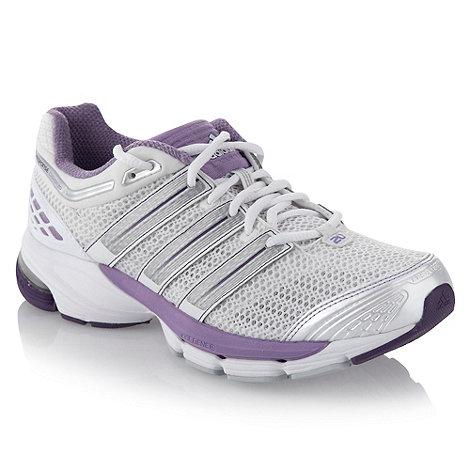 adidas - White +Response+ trainers