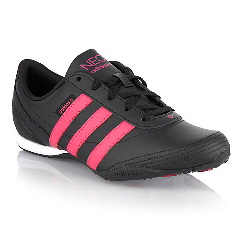 adidas - Black +Newel+ running trainers