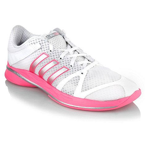 adidas - White +Clima Spirit+ trainers