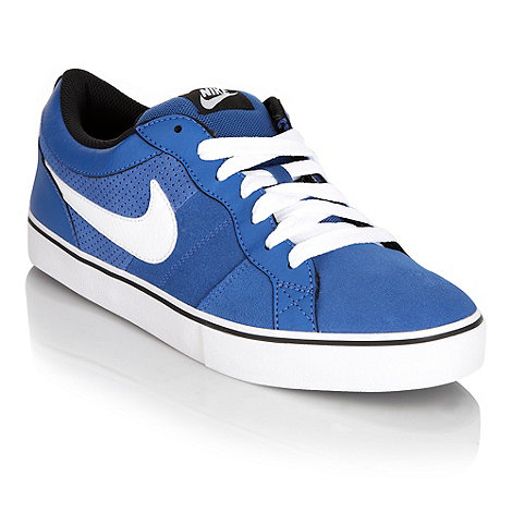 Nike - Blue +Isolate 2+ trainers
