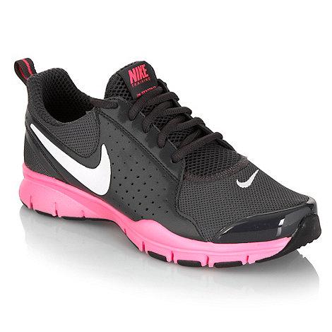 Nike - Black +Season Tr+ trainers
