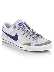 Nike Grey Capri II trainers