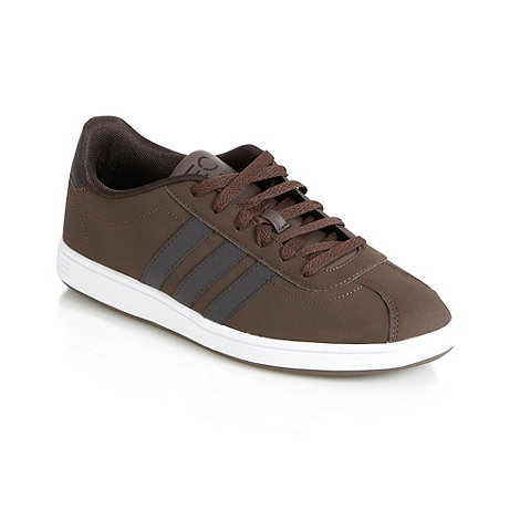 adidas - Brown +VL Neo+ trainers