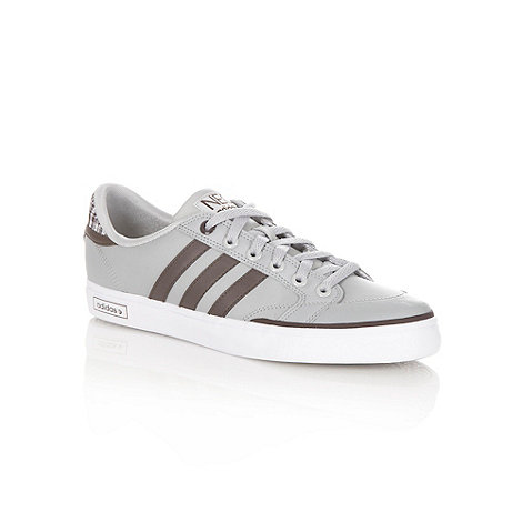 adidas - Grey +Clemente+ trainers