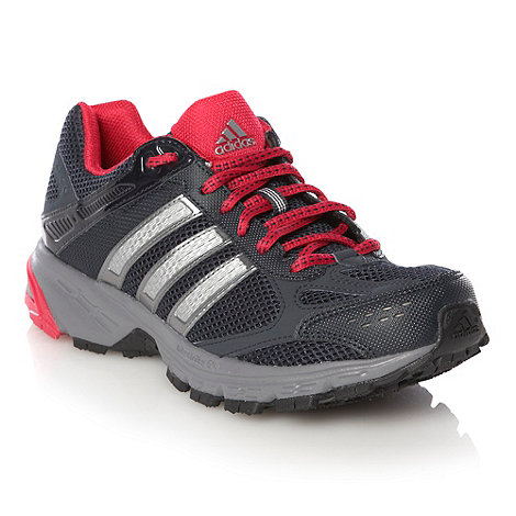 adidas - Navy +Duramo 4 Trail+ running trainers