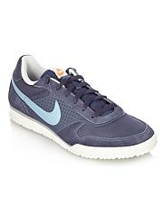 Nike Blue suede Field trainers
