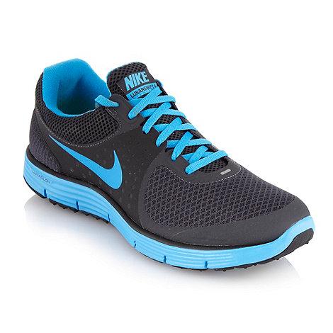 Nike - Grey +Lunarswift+ trainers