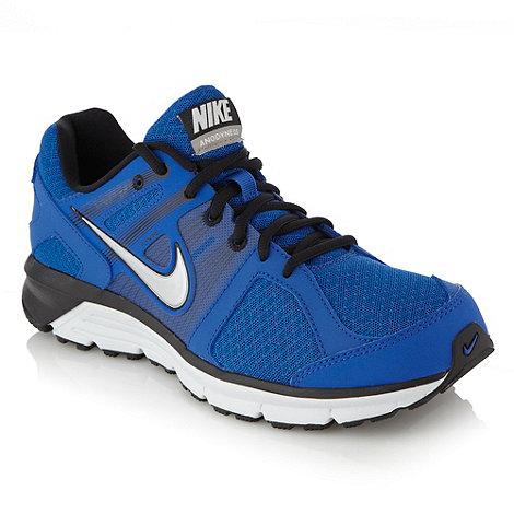 Nike - Dark blue +Anodyne+ trainers