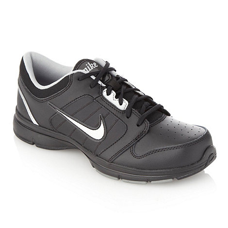 Nike - Black +Stead IX+ trainers