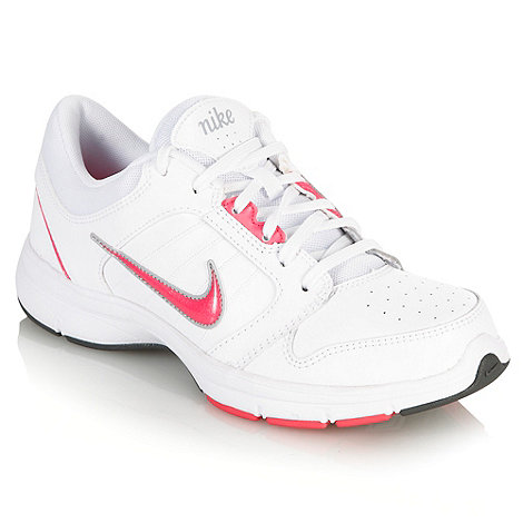 Nike - White +Steady+ trainers