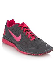 Nike Grey Free TR Fit 2 trainers