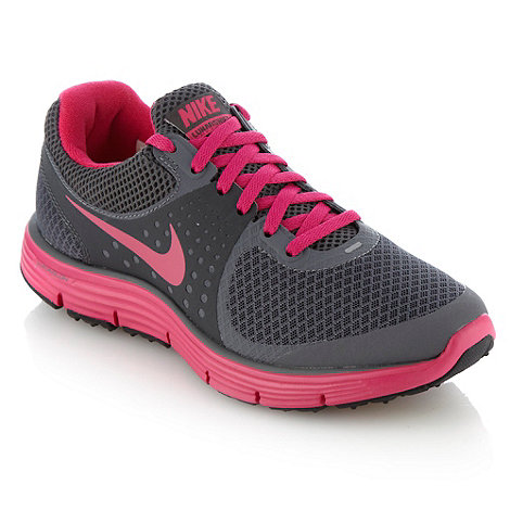 Nike - Grey +Lunarswift +4+ running trainers