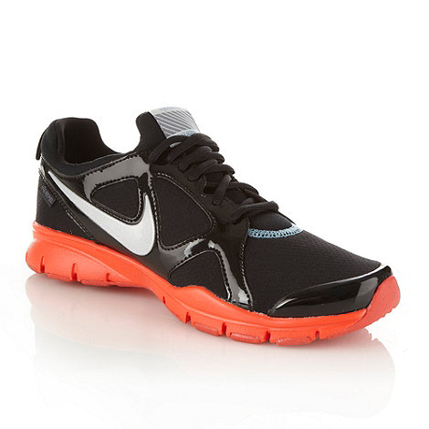 Nike - Black +H2O Repel In-Season+ trainers