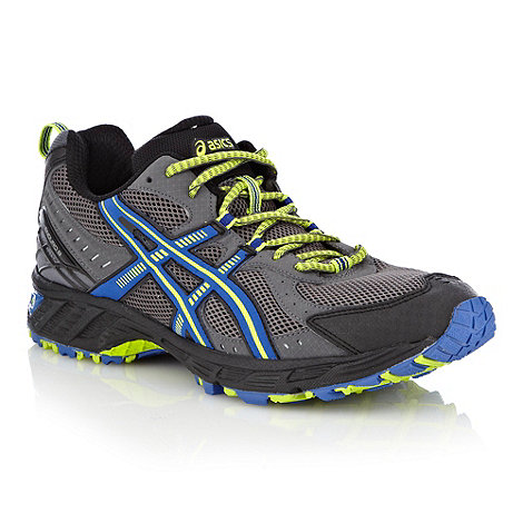 ASICS - Black +Enduro 8+ men+s trainers