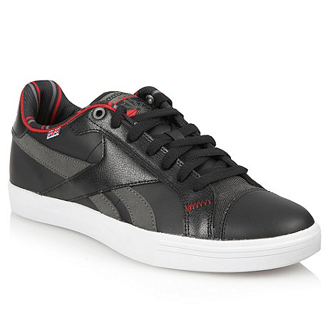 Reebok - Black tennis trainers