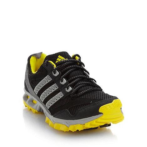 adidas - Black +Kanadia 5+ trainers