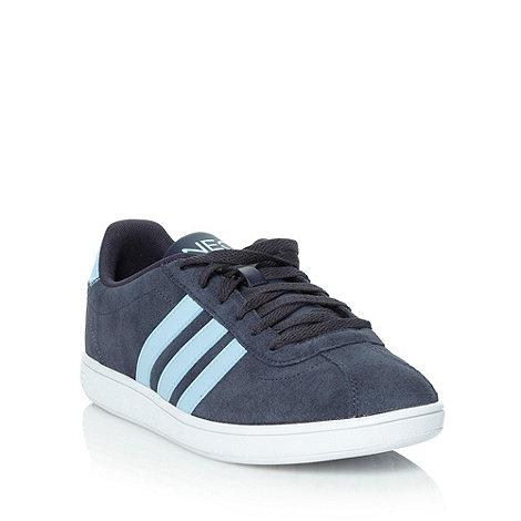 adidas - Navy +VLNeo+ trainers