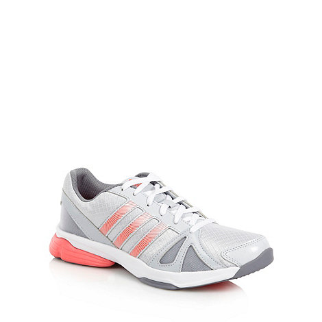 adidas - Pale grey +Sumbrah 2+ trainers