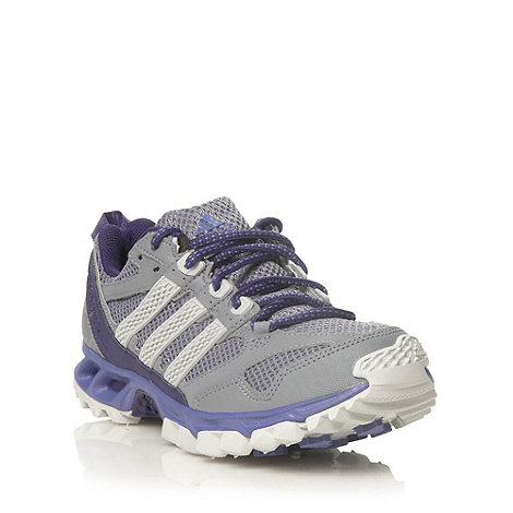 adidas - Grey +Kanadia 5+ trainers