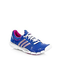 adidas - Royal blue 'Adipure 360' trainers