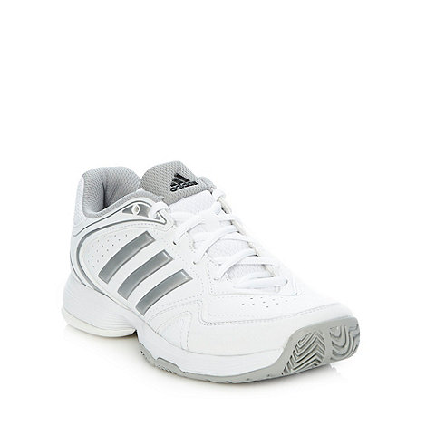 adidas - White +Ambition+ trainers