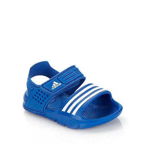 adidas - Boy+s blue +Alwah 81+ sandals