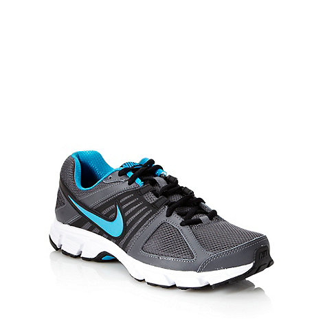 Nike - Grey +Downshifter 5+ trainers