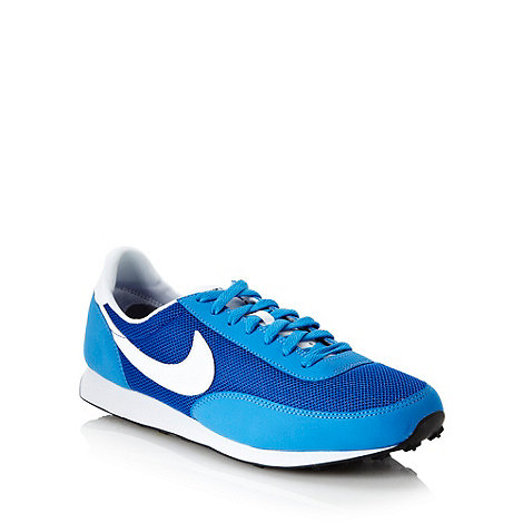 Nike - Bright blue +Elite Si+ trainers